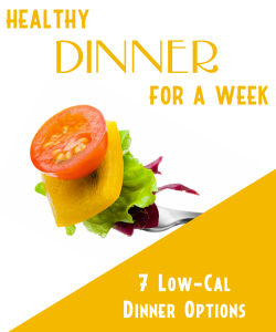 Healthy Dinners For A Week