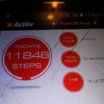 Tuesday's Steps