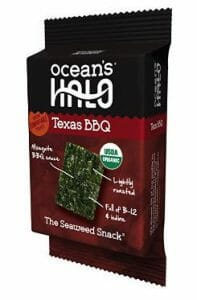 The Seaweed Snack