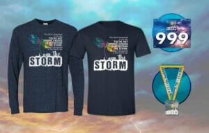 I Am The Storm Distance Challenge Gear