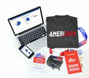 Amerithon Virtual Race Gear