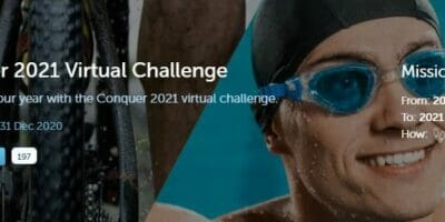 Conquer 2021 Virtual Race Review Featured